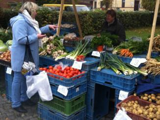 Farmářský trh Fryšták