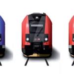 Červená nebo modrá? Vybírá se barva pro nové vlaky Moravia