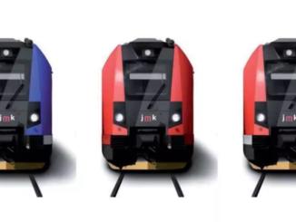 Moravia vlaky