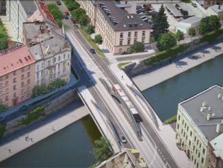 Olomouc most Masarykova třída