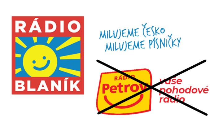 Rádio Petrov Rádio Blaník
