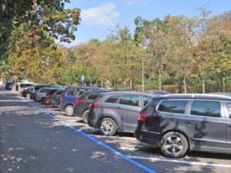 Rezidentní parkování