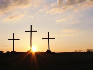 Velikonoce kříže