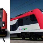 Na jihu Moravy budou jezdit vlaky v kombinaci bílé a magenty