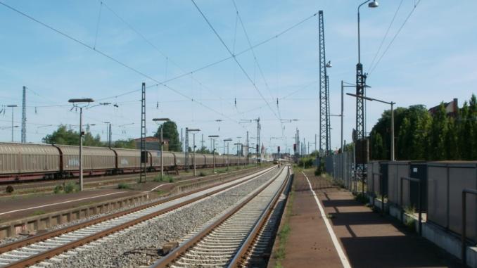 Železnice rekonstrukce