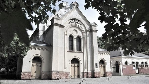 Židovský hřbitov Brno