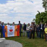 Sousedské setkání na moravsko-rakouském pomezí bylo výzvou k otevření hranice