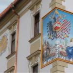 Olomouc má opět sluneční hodiny, ty předchozí se staly obětí pohnuté doby