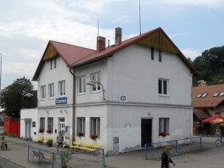 Vizovice nádraží