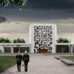Ostravské krematorium se v roce 2022 dočká nové podoby. Město vybralo vítězný návrh přestavby