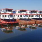V sobotu na Brněnskou přehradu vyplují lodě. Návštěvníci mohou využít novou zastávku