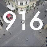 Video: Z centra Brna se stal autodrom. Kritici napočítali přes sto aut za hodinu