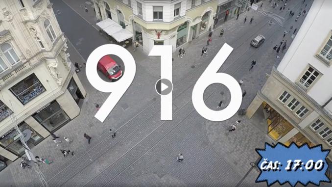 video Brno auta