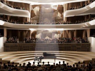 Brno Koncertní sál Janáčkovo kulturní centrum