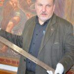 Vzácný meč v Holešově sloužil jako symbol zemské autonomie Moravy
