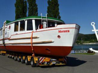 Loď Morava