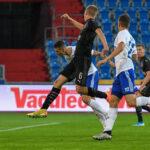 Buchtův první ligový gól přišel pozdě. Baník už tři zápasy čeká na výhru