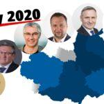 Přehledně: Kandidátky do krajských voleb uzavřeny. Kdo kandiduje u vás?