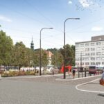 Proměna brněnského Mendlova náměstí se přiblížila. Chystá se dokumentace