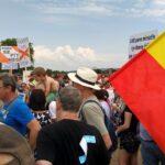 Soud zrušil rozhodnutí báňského úřadu o kontroverzní těžbě štěrkopísku