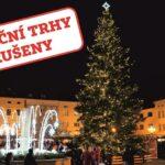 Frýdek-Místek: Vánoční trhy na náměstí Svobody nebudou