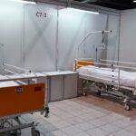 Záložní nemocnice v Brně přechází na úsporný režim. Zůstane v pohotovosti