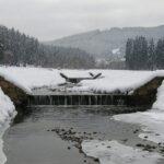 Na led na přehradách ještě nevstupujte, varují moravští vodohospodáři