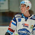 Hvězda Komety Král o důvěře, budoucnosti v NHL i Zámorském. Co start na mistrovství světa?