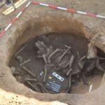 Archeologové hlásí hojné nálezy z míst budoucího dálničního obchvatu Přerova. Práce vědců nezastavily ani mrazy