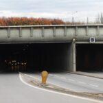 V Husovickém tunelu začnou měřit rychlost. Sníží se až na 40 km/h