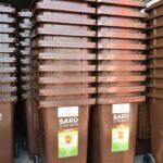 Brno rozmísťuje v ulicích hnědé biopopelnice, sběr bioodpadu začne již v dubnu