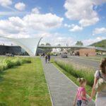 Nový vstup do brněnské zoo? Projekt má podporu městské rady
