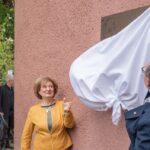 VIDEO: Bojovníkovi za samosprávnou Moravu odhalili pamětní desku. Boleslav Bárta zahynul před třiceti lety