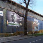 Začala rekonstrukce olomoucké Plecharény. Stadion hokejových Kohoutů dostane novou střechu