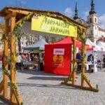Do Jihlavy se vrací tradiční jarmark, na Masarykově náměstí se objeví desítky stánků
