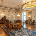 Centrum duchovní správy Moravy opět vítá návštěvníky. Co nabízí Arcibiskupský palác?