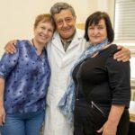 Dojemné setkání po letech: Ženy po transplantaci přišly poděkovat lékařům za druhou šanci