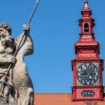 Na jihlavskou radnici se vrátily hodiny, vypadají jako na konci 18. století