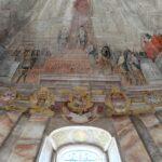 Freska na brněnské Nové radnici zobrazuje moravský zemský soud, restaurátoři dokončili práce