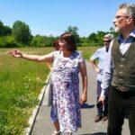 Holický les na kraji Olomouce by se mohl dočkat dalších atraktivních prvků. V plánu je hřiště i obnova třešňové aleje