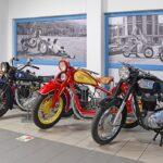 Sbírku motocyklů v Technickém muzeu posílil Indian i Jawa
