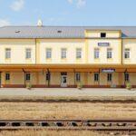 Stanice v Holešově projde výraznou proměnou, zmizí část kolejí