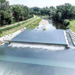 Řeku Ostravici ve Frýdku – Místku čeká rozsáhlá rekonstrukce jezu Riviéra