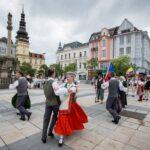 Ostravské ulice ožijí mezinárodním festivalem Folklor bez hranic