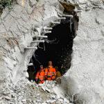 V Brně prorazili poslední metry 334 metry dlouhého tunelu pro šaliny. Umožní rozšíření městského okruhu