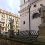 Sochy na brněnském Dominikánském náměstí mění majitele. Od biskupství je získá město výměnou za kříž v biskupské zahradě